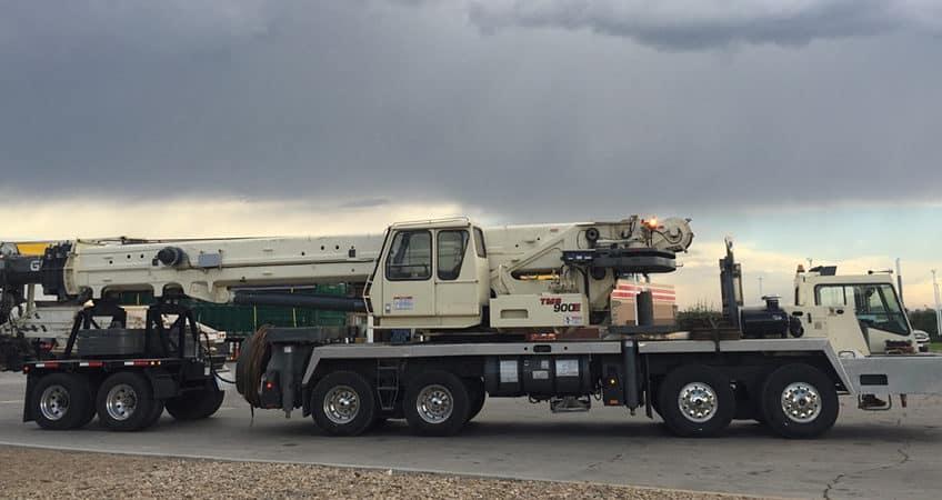 Mobile Crane Terminology : Crane information archives pro lift service