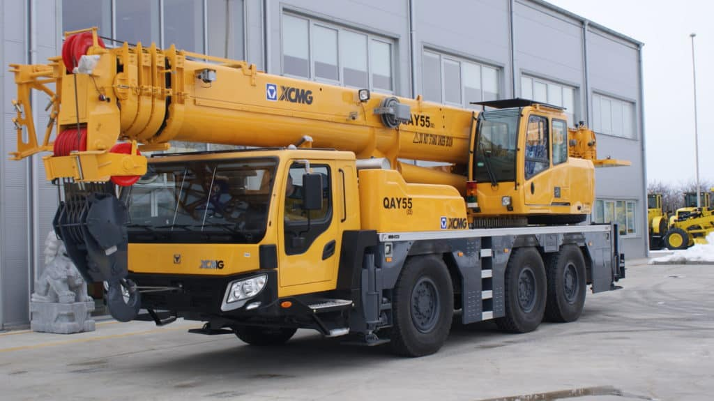 Types Of Mobile Cranes : Different types of mobile cranes explained pro lift