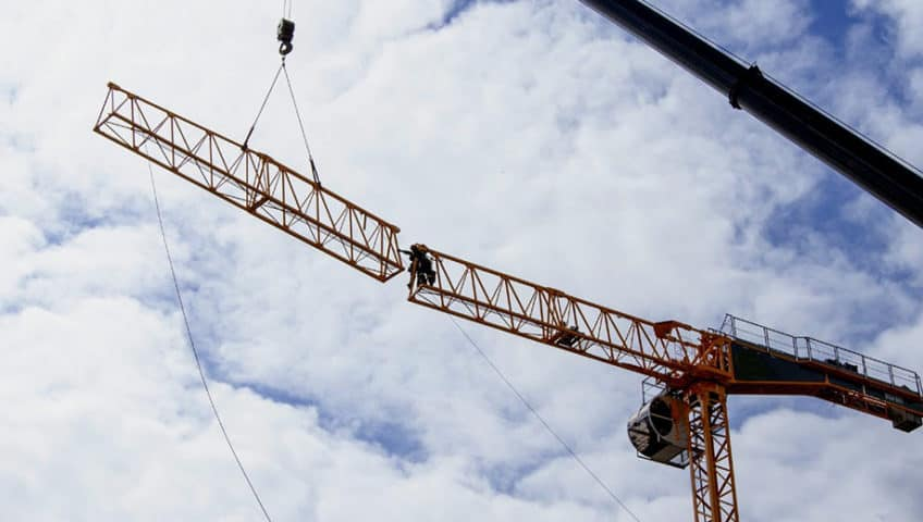 Tower Crane Vs Mobile Crane : Benefits of using a mobile crane instead tower