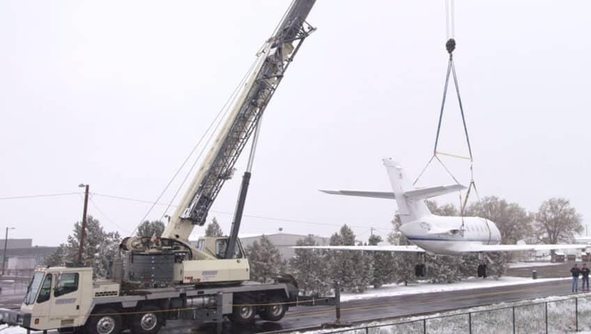 The Big Lift | Pro Lift Crane Service